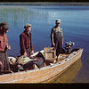 Day's fishing finished W. C. Camp. Going home	 Loon Lake	 08/22/1944