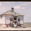 Highway school - 4 miles north of Cadillac. Cadillac. 06/05/1946