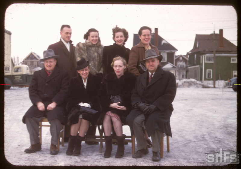 Sherwood Co-op office staff.  Regina.  02/26/1948