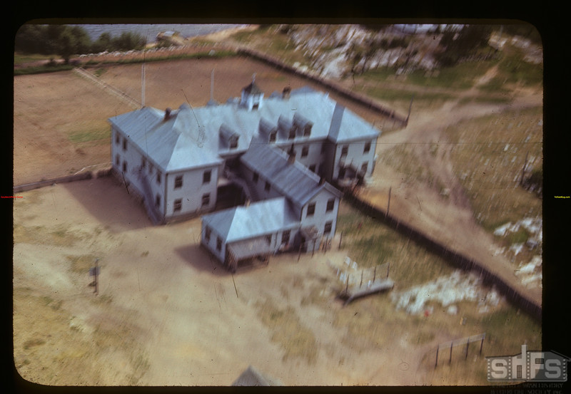 Close-up Mission La Ronge 06/22/1946