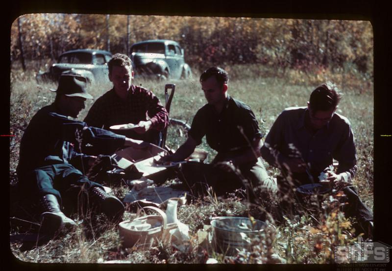 Soil survey dinner Compass PO 09/23/1944
