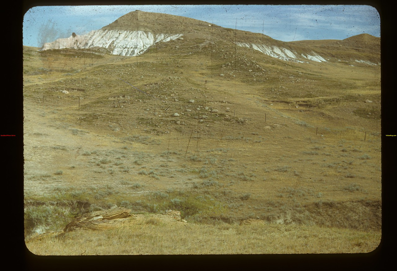 White Mud Buttes near Watson's Ranch	 Eastend	 09/03/1948