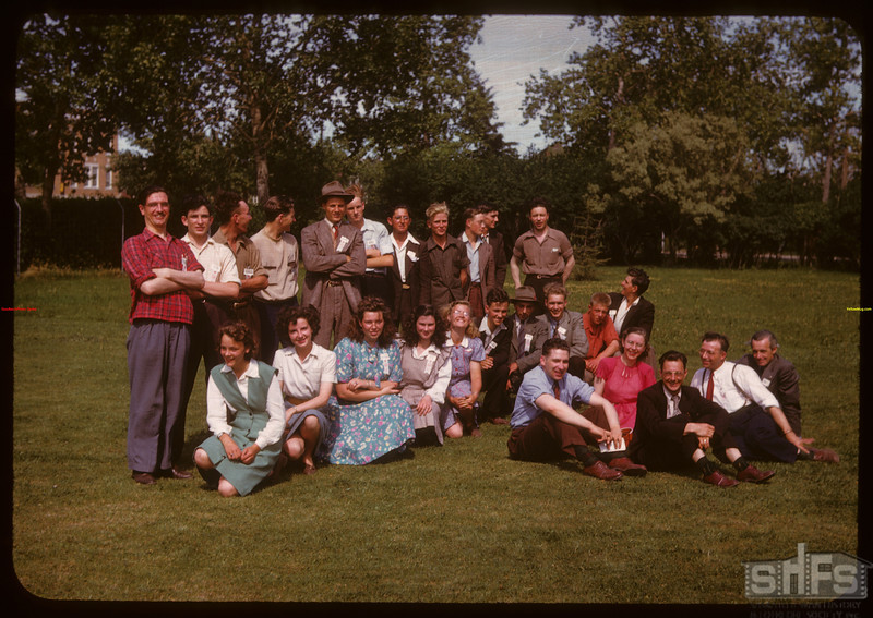 District 6 at Regina Co-op School.  Regina.  07/07/1947