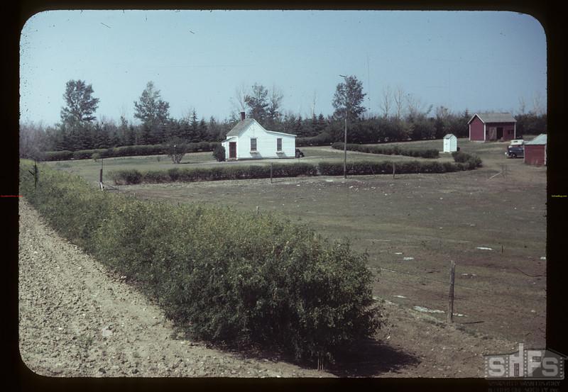 Noel Anderson's home. Admiral. 06/20/1949
