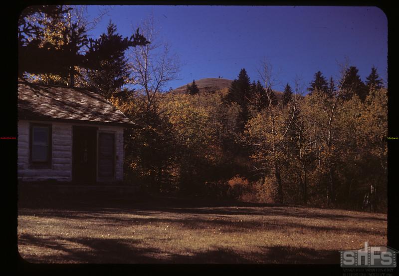 Phil Lindner's house. Maple Creek 09/29/1949