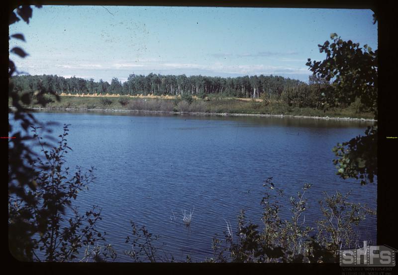 Manitoba - Saskatchewan landscape MacNutt 09/02/1949