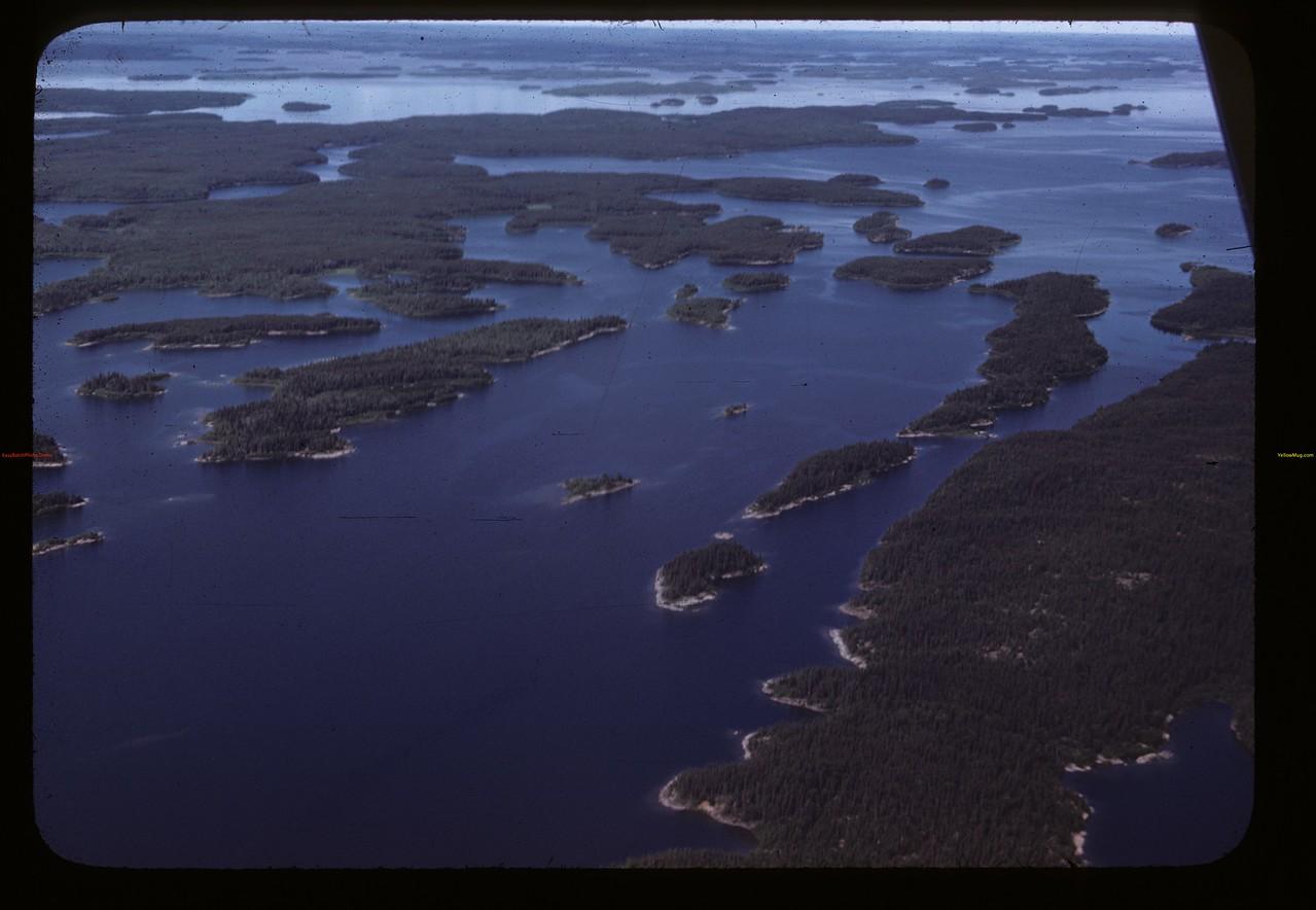 Skyways and waterways Lac La Ronge to Beaver Lake Beaver Lake 06/21/1946