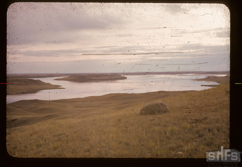Cypress lake above Gilchrist brothers ranch.	 Maple Creek	 09/11/1941