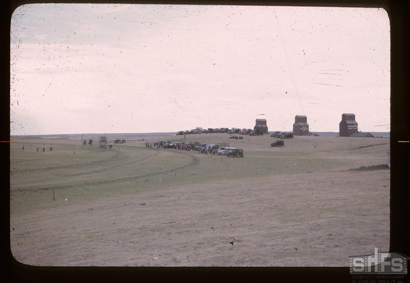 Mankota sports ground. Mankota 06/05/1946