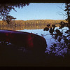 Autumn canoe - Makwa Lakes	 Loon Lake	 09/25/1943
