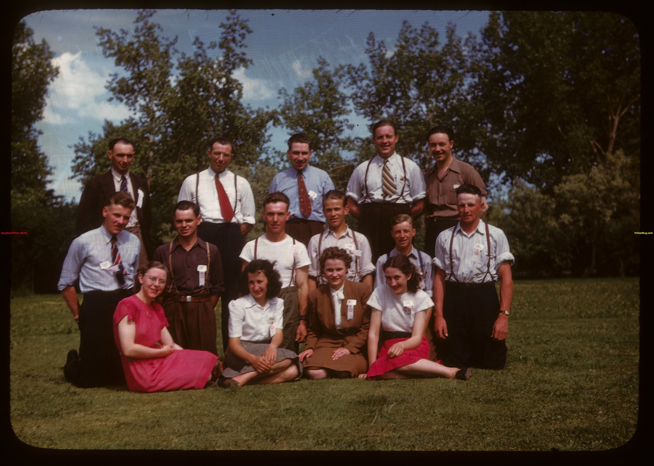District 7 at Regina Co-op School.  Regina.  07/07/1947
