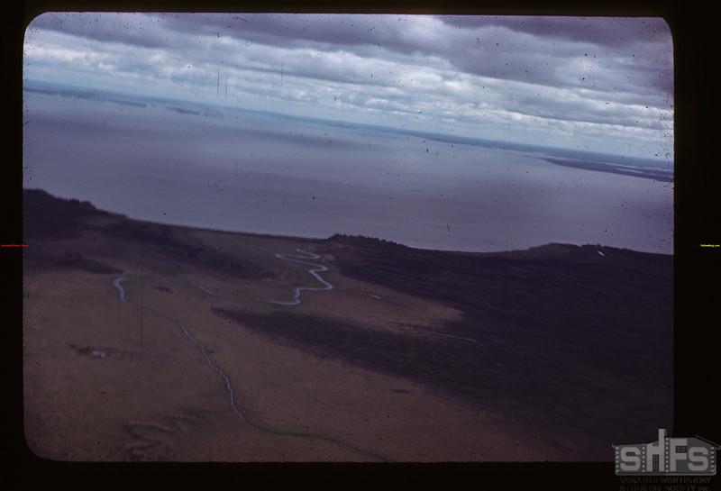 Stream to plane to Lac La Ronge La Ronge 06/21/1946