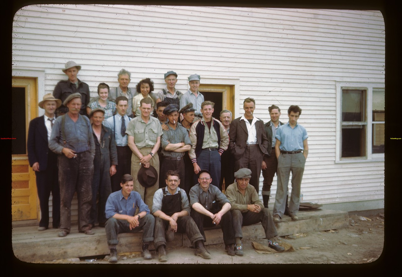 Filleting Plant mplotees	 La Ronge	 06/21/1946