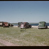 Cars parked at Fishing Lake picnic	 Fishing Lake	 07/21/1946