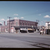 New co-op store - back (right) of Blackstone Hotel.	 Yorkton.	 08/28/1949