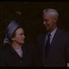 O.W. Valleau (Minister of Social Welfare) and Mrs. Valleau. Regina 08/11/1947