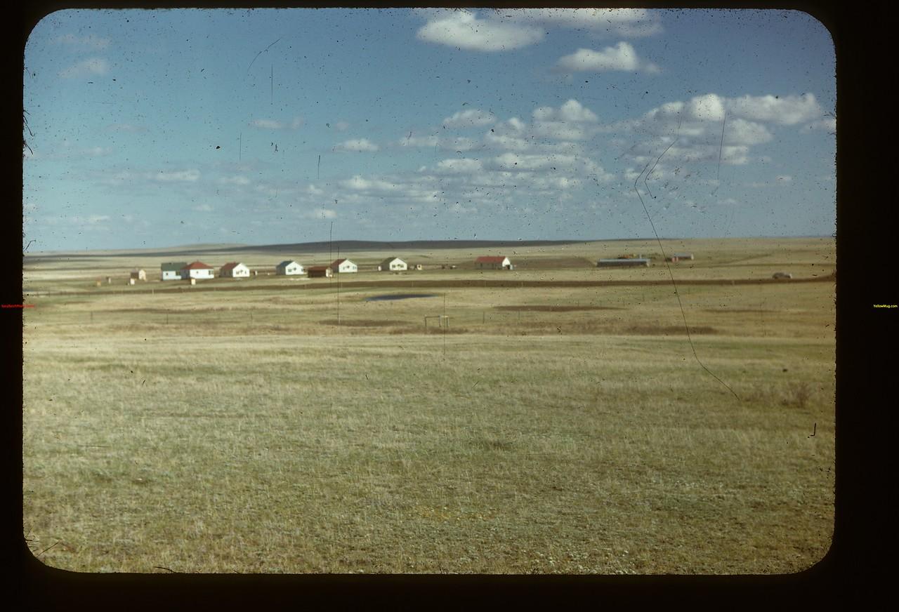Matador C. F. Houses from the N. W. Matador 05/15/1948