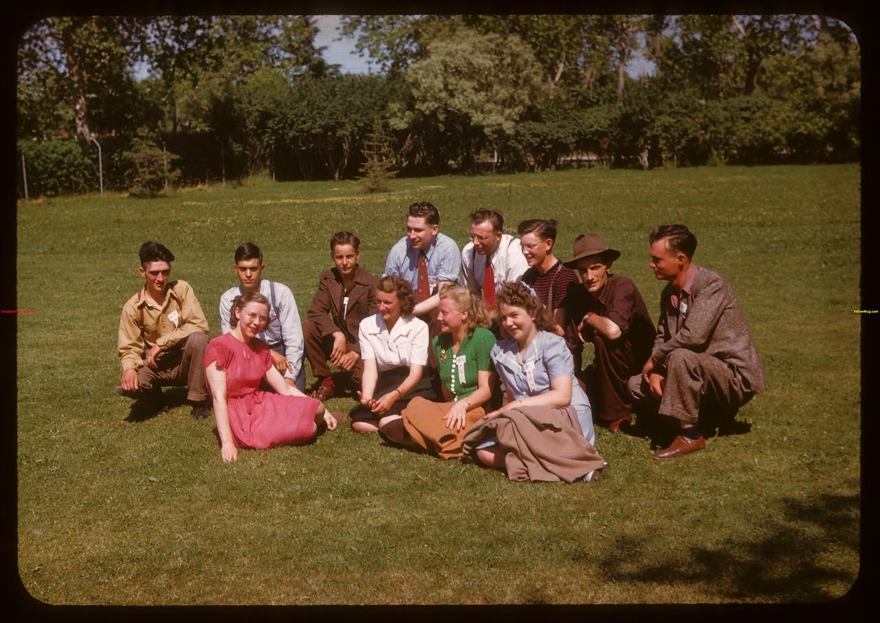 District 1 at Regina Co-op School.  Regina.  07/07/1947