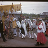 Procession with the Blessed Sacrament.  Wakaw.  06/08/1947