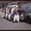 Co-op creameries staff.  North Battleford.  08/31/1944