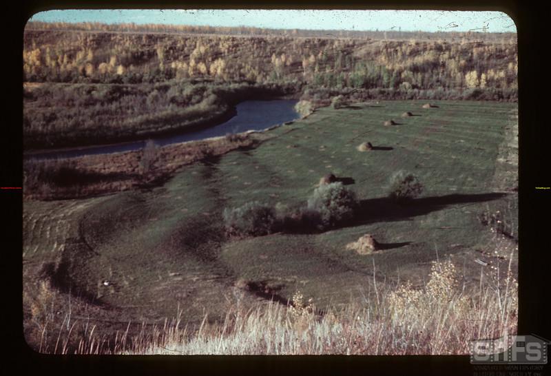 Beaver River and beaver ridges Flat Valley 09/23/1944