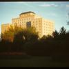 Saskatchewan Hotel from Victoria PArk.  Regina.  07/29/1946