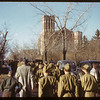 Armastice Day - Victoria Ave and Scarth Street.  Regina.  11/11/1941