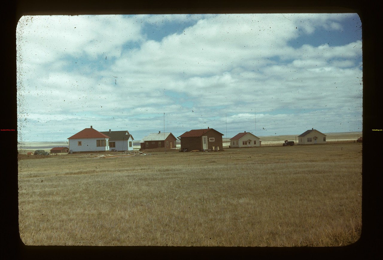 Houses from N. W. Matador Co-op Farm	 Matador	 05/15/1948