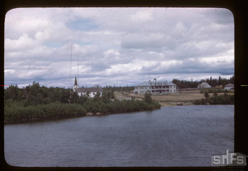 Anglican Mission La Ronge 06/21/1946