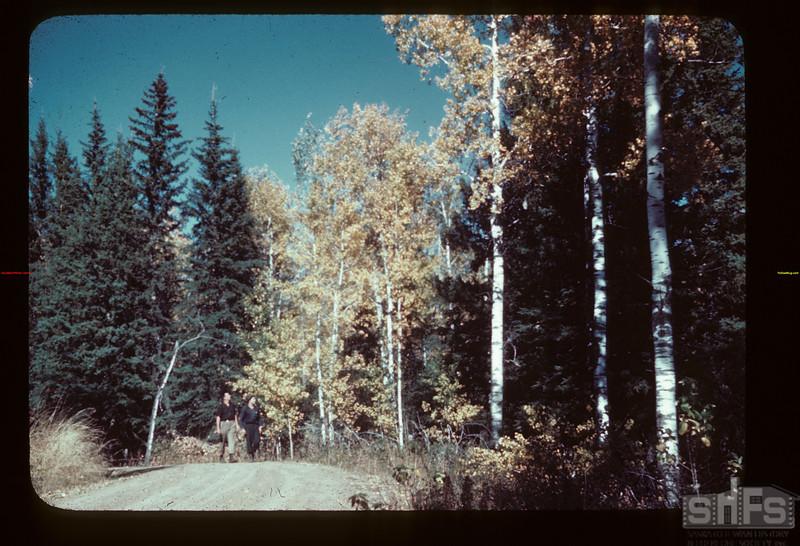 Down south hill to Beaver [River] - Meadow Lake to Goodsoil. Goodsoil 09/23/1944
