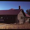 Maple Creek museum - picture taken the day before caretaker Harrison's funreal. Maple Creek 09/27/1949