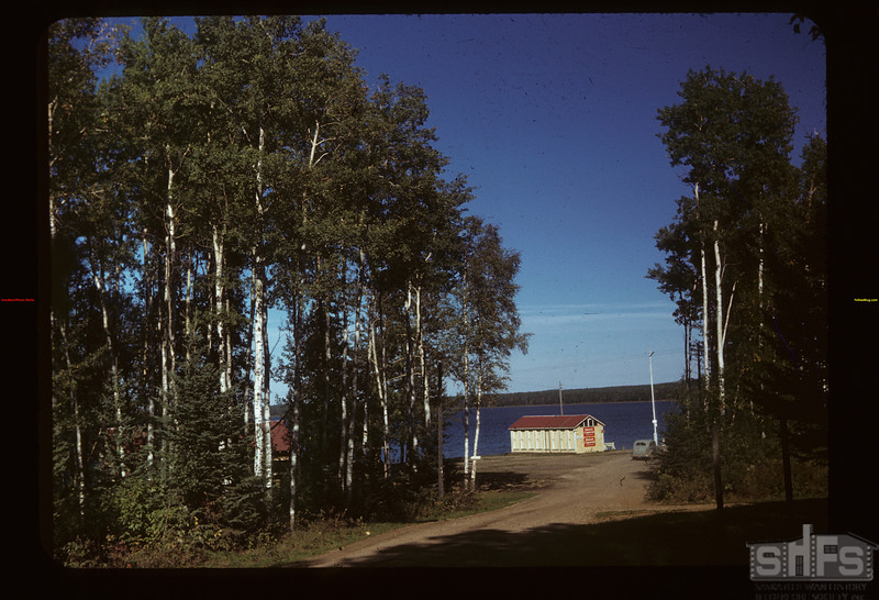 Ministic Lodge. Madge Lake	 Kamsack	 09/14/1949