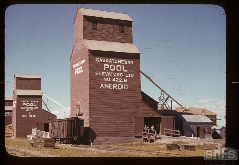 Pool elevator Jack Costello - agent.  Aneroid 09/13/1941