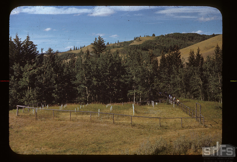 Civilian and Mounted Police Cemeteries	 Fort Walsh	 08/27/1948