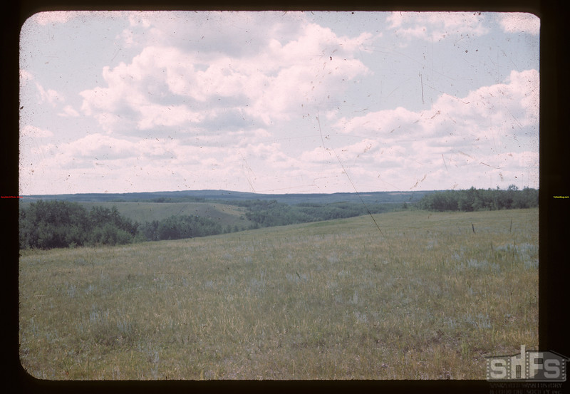 Deer Creek Valley looking NW	 Deer Creek	 08/13/1945