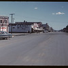 Broadway - looking east.  Yorkton.  08/28/1949