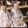 Pionera - Doukhobor ladies.  Saskatoon.  07/04/1956