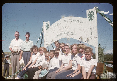 4-H Jubilee, Admiral, 08/05/1955
