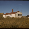 Hugo McQuire house an Joe White ranch.  Shaunavon.  08/23/1957