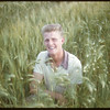 Clif Knutson Barley Variety Test.  Simmie.  08/09/1955