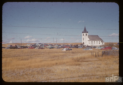 Lutheran Church, Admiral, 10/11/1955