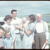 Joe Murray family..  Shaunavon.  07/10/1954