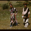Sioux Pow Wow - back to the dance.  Fort Qu'Appelle.  08/18/1957