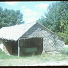 The first homesteaders house - R. J. DeCocks.  Wood Mountain.  08/07/1954