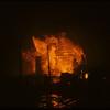 Pomier House garage fire.  Shaunavon.  02/21/1958