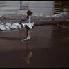"Figure Skating - ""Doreen"" Vasseur.  Shaunavon.  03/21/1950"