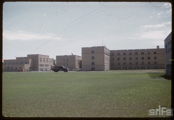 School of Agriculture and Dairy Building.  Saskatoon.  06/05/1959