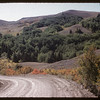 North entrance to Pine Cree park.  South Fork.  09/28/1958