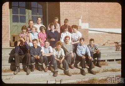 Admiral school, 10/22/1952