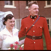 Neidig - Lind wedding.  Shaunavon.  05/26/1956